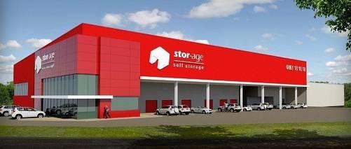 Self storage facilities in Pretoria, Gauteng